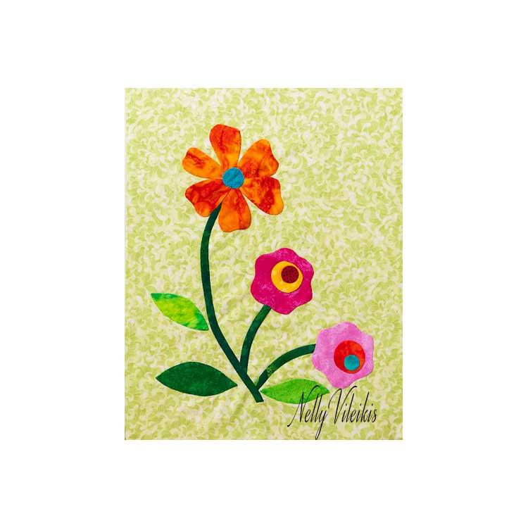 Florecitas-Applique
